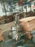 Valvola a saracinesca a temperatura elevata dell'acciaio per costruzioni edili del carbonio Ck20