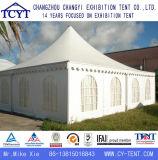 tent van de Pagode van de Partij van het Huwelijk van pvc van 10X10m de Witte