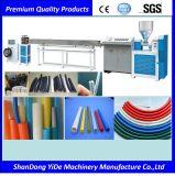 Штрангпресс одиночного винта трубы из волнистого листового металла PE/PP/PVC одностеночный