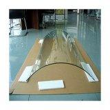 Очистить/цветной/покрытие плоских/изогнутый закаленное мебели/здание из стекла (JINBO)