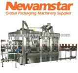 Máquina de producción de llenado de salsa de soja