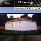 Alemania diseñó el edificio prefabricado certificado Ce con 3 dormitorios