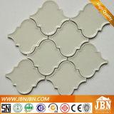 ランタンの形白いカラー台所壁のモザイク(C655027)