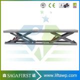 8ton Sinofirst Light Weight Heavy Duty stationnaire dans Floor Scissor Lift