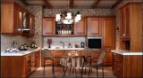 2017 Novo design do mobiliário em madeira armário de cozinha Yb170902
