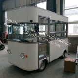 電気移動式トラックをファースト・フード、中国のカスタム移動式食糧トラックと買いなさい