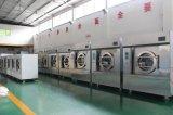 Riga completa lavatrici utilizzate in fabbrica di lavaggio