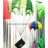 Decorazione di tema del contenitore di regalo dei paracadute di disposizione del viale del puntello della finestra della decorazione di giorno dei bambini