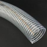 Fil d'acier renforcé antistatique en PVC flexible de décharge de livraison