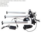 텔레비젼 Lift를 위한 12/24V DC 100kgs Force 36mm/S Speed 700mm Stroke Linear Actuator