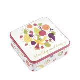 Высокое качество и недорогие площади среднего размера печенья Тин, ручная работа Cookie упаковке, подарочный коробка для хранения, конфеты Тин в салоне
