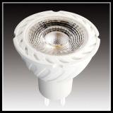 높은 Quality GU10 7W LED Spotlight SMD2835 Daylight Warm White