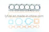6bd1 Metal Isuzu Engine Cylinder Head Gasket Kit