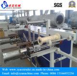 SWC PE Single Wall Corrugated Hose 또는 Pipe Line Making Machine