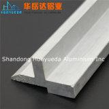 Perfil del aluminio de la protuberancia de la voladura de arena
