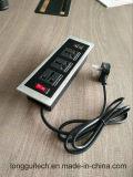 Prise de nouvelle conception avec fonction de recharge USB rapide Lgt-Ws04