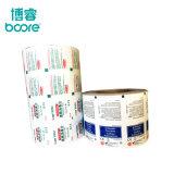 Бумага/Al/PE герметизирующую пленку тепла для фармацевтической упаковки