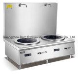 De buena calidad 304 acero inoxidable estupendo ahorro de energía cocina de acero inoxidable de inducción