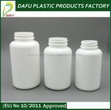 300ml HDPEの丸型のプラスチック薬のびん