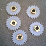 Pequeño plástico de alta precisión/engranajes de nylon para los juguetes de Jocelyn
