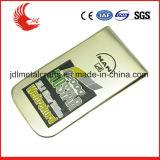 Business Card использовать материал из нержавеющей стали мужская портмоне с диагностического прибора Clip