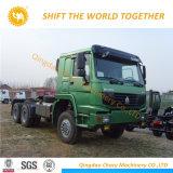 6X4 тяжелый трактор с погрузчиком с лучшим соотношением цена для продажи