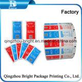 Matériau de conditionnement automatique du papier aluminium pour l'alcool-tige