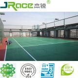 Pavimentazione sintetica di gomma della corte di tennis di alta qualità di Itf