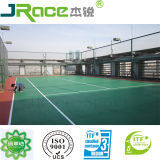 Borracha Sintética Itf High Quality Tennis Court Flooring