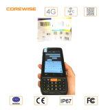 가장 새로운 어려운 4G Lte 끝 인조 인간 Smartphone Barcode 스캐너 SIM