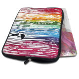 Populäres volles Drucken-schützender Neopren-Handtaschen-Laptop-Hülsen-Beutel (NLS007)