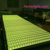 DMX512 24X lineal al aire libre de 3W iluminación RGB LED bañador de pared