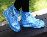 Il pattino antisdrucciolevole del caricamento del sistema del PVC della pioggia del coperchio impermeabile dei pattini copre recentemente i Overshoes