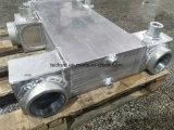 De Plaat van het aluminium en de Koeler van de Staaf voor de Drogere Machine van de Lucht