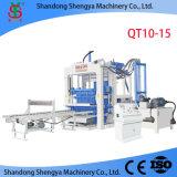 기계를 만드는 Qmy10-15 유압 완전히 자동적인 이동할 수 있는 구획