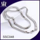 Новое конструированное ожерелье нержавеющей стали 304L ювелирных изделий способа