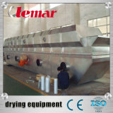 Vacío continuo altamente eficientes equipos de secado de lecho fluido Fluido