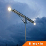 8m Pole Solarstraßenlaterneder Höhen-60W mit Lithium-Batterie