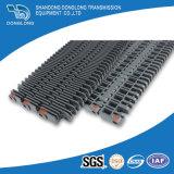 3110 de la cadena de plástico de la placa de transportador de cinta transportadora cinta transportadora de la transmisión /