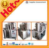 En las instalaciones de mantenimiento de transformadores de aceite aislante la máquina del procesador (ZYB-100)
