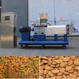 Línea de la producción alimentaria del animal doméstico