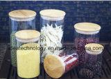 Vaso di vetro libero per memoria del tè di memoria dell'alimento