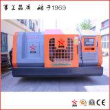Máquina do torno da alta qualidade para o molde de alumínio de giro (CK61125)