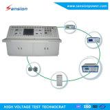 Cobre do transformador do sistema de teste do transformador/teste automáticos perda do ferro
