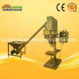 Máquina de enchimento automática do pó para a especiaria/pó seco/pó cosmético/pó químico/pó de Talcum