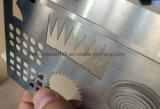 金属またはステンレス鋼レーザーの訓練またはレーザーの鋭い機械のためのあくレーザー機械