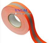 Светоотражательная лента материалов в целях обеспечения безопасности Майка/одежды с высоким уровнем видимости