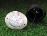 Acier inoxydable 27W Lampe LED tricolore Underground (JP82696)