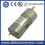 37mm 12V DC de baixa rpm de alto torque do motor de engrenagem