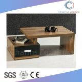 현대 사무용 가구 전시 케이스 나무로 되는 커피 책상 (CAS-CF1822)